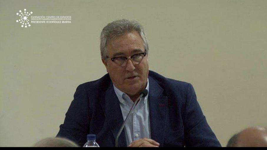 Conferencia Miguel Rodríguez Cancho