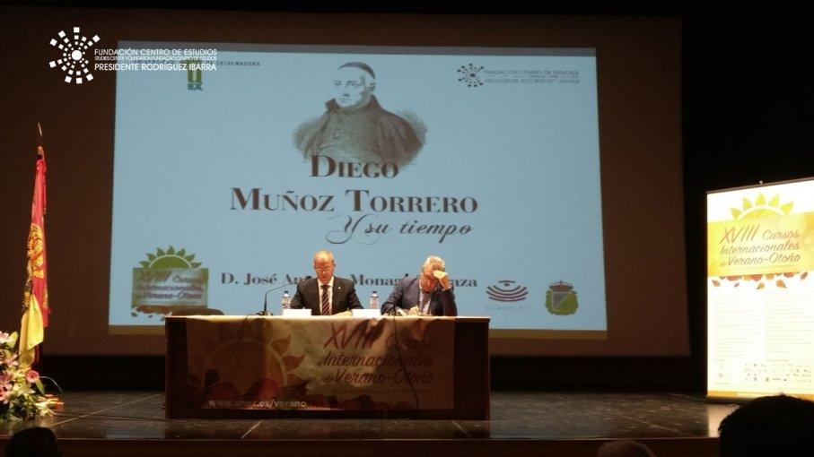 Conferencia de José Antonio Monago