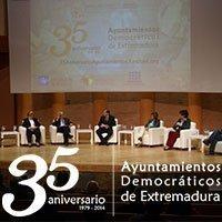 35 Aniversario Ayuntamientos Democráticos de Extremadura