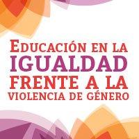 Curso Educación en la Igualdad frente a la Violencia de Género