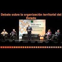 Debate sobre la organización territorial del Estado